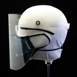 REUSABLE SAFETY HELMET
