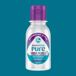 Hand sanitizer essentica pure 0.100l
