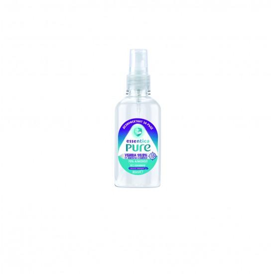 Hand sanitizer essentica pure 80ml