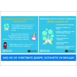 Guidelines for protection against coronavirus