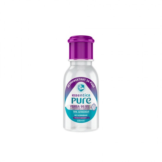 Hand sanitizer essentica pure 0.100l